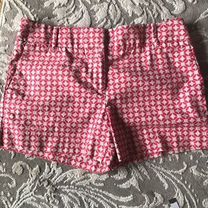 Ann Taylor LOFT Riviera Patterned Shorts
